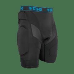 Pantaloni cu protectii TSG Mtb Crash Pant A - Black