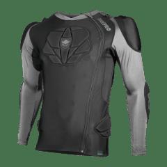 Tricou cu protectii TSG Tahoe Pro A 2.0 L/S - Black