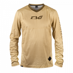 Tricou TSG MF1 L/S - Beige Olive