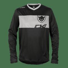 Tricou TSG Waft L/S - Black Grey