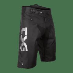 Pantaloni scurti TSG Trailz - Black-Grey