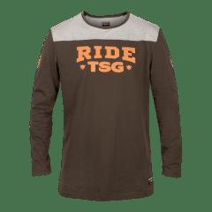 Tricou TSG Ride TSG L/S - Peat