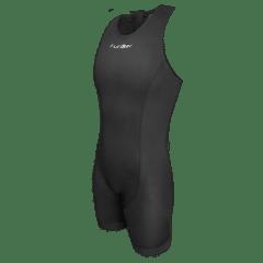 Costum triathlon FUNKIER Chiareggio Men Elite - Negru