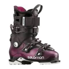 Clapari SALOMON Qst Acces 80 W - Purple/Black/Burgendy